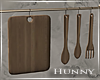 H. Hanging Cutting Board