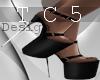 Almera 8 inch heels