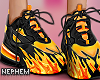 NP. Flame Real Shoes
