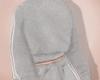 Sweater, grey.