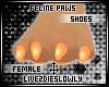.L. Pumpkin Feline Paws
