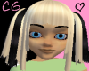 -CG- Black&Blonde Nezumi