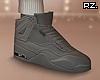 rz. JB Grey Sneakers