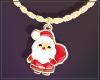 christmas santa chain