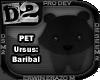 [D2] Ursus: Baribal