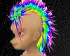 CKE Rainbow Mohawk