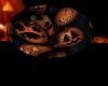 Halloween Cuddle Chair