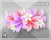A| Lani Flower Anklets 4