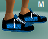 NL-NightLife Shoes Blue