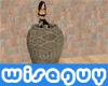 -WG- Tikal Large Pot