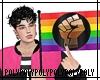 2020 Pride BLM Flag M