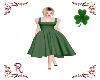 Irish Knee Legnth Dress