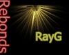 DJ Light Ray Gold Epic