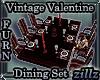 [zillz]Vintage DiningTbl