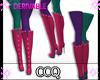 [CCQ]Derv High Boots