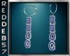 RROG Dangle Earrings