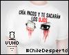 #ChileDespertó
