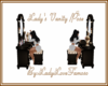 Lady's Vanity /Pose