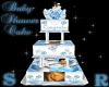 MrsJazzy2Fly Shower Cake