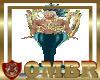 QMBR Merman Tail Teal