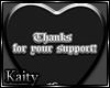 K! Support 25k