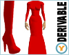 Fishtail Dress +Boots