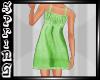 *S* Child Green Sundress