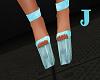 *J* Teal Heels