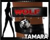 Ankel wolf