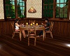 Country Cabin Table