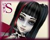 Sayoko black red lolita