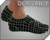 ~AK~ Drv. Tennis Shoes