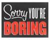 Headsigh | Boring ppl