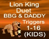 (KIDS) Lion King Duet