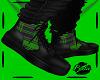 DA-BOP BOOTS - GREEN