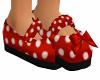 Minnie Mouse Child Shoes