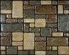 Colored Stones Tile