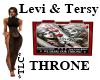*TLC*Levi & Tersy THRONE