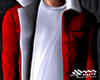 Red Classic Jacket