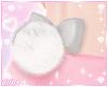 DRV Fluffy Bunny Tail