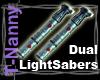 Dual Light Saber