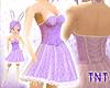 Lavender Corset Dress