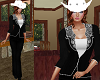 TF* Western Suit Black
