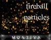 FireBall Particles
