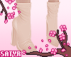 Ankle Booties Nude