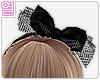 [Y] Gothic Hair Bow