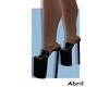 heels big F