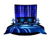 Blue Tiger Bed