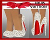 lv@Red Bottomz Diamondz