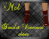 Scarlet Diamond Shoes